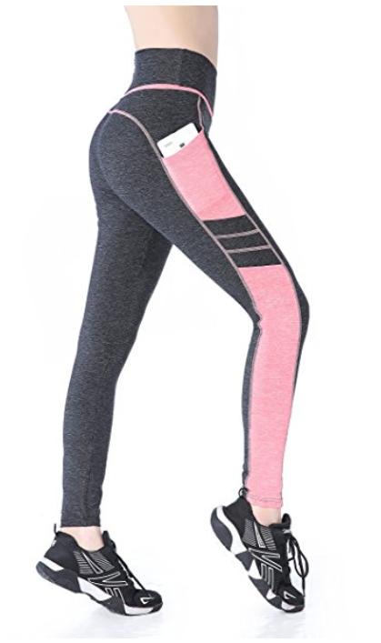 Cute sporty workout pants