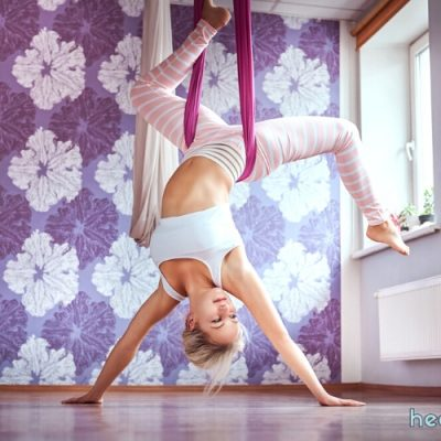 6 Reasons You Should be Doing Aerial Yoga