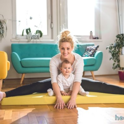 Things you must know before working out postpartum