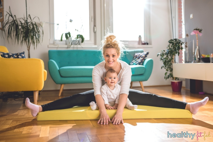 what every mom needs to know about working out post pregnancy